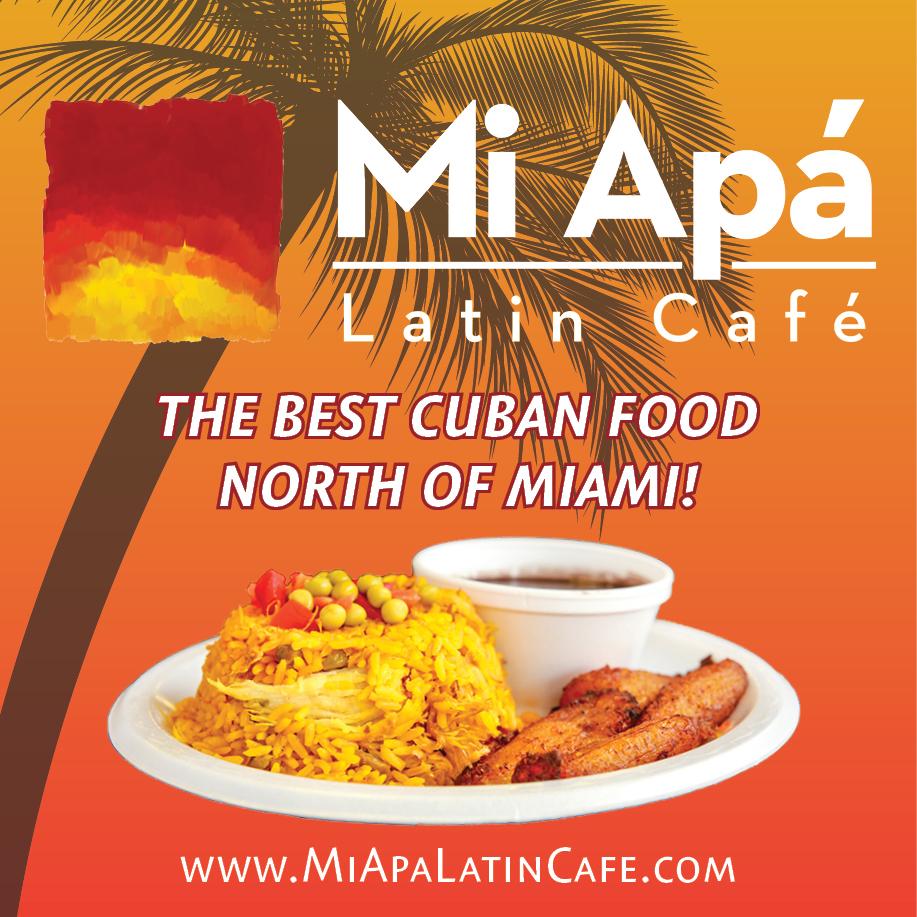 MiApa Latin Cafe