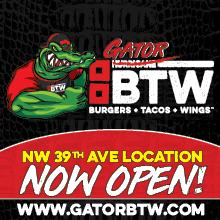 Gainesville BTW