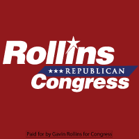 Gavin Rollins For Congress
